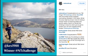 National Trust Instagram